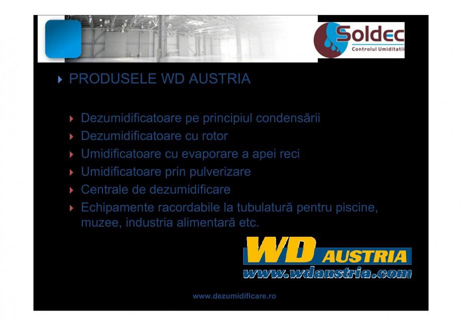 Pagina 6 - Prezentare companie SOLDEC WOODS AUSTRIA Catalog, brosura Romana or: 38/52 dB/A  www...