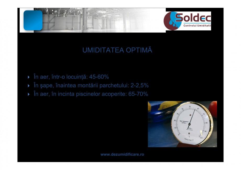 Pagina 7 - Prezentare companie SOLDEC WOODS AUSTRIA Catalog, brosura Romana dustria alimentară,...