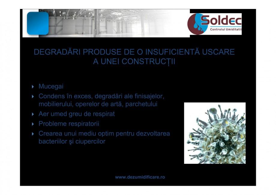 Pagina 12 - Prezentare companie SOLDEC WOODS AUSTRIA Catalog, brosura Romana