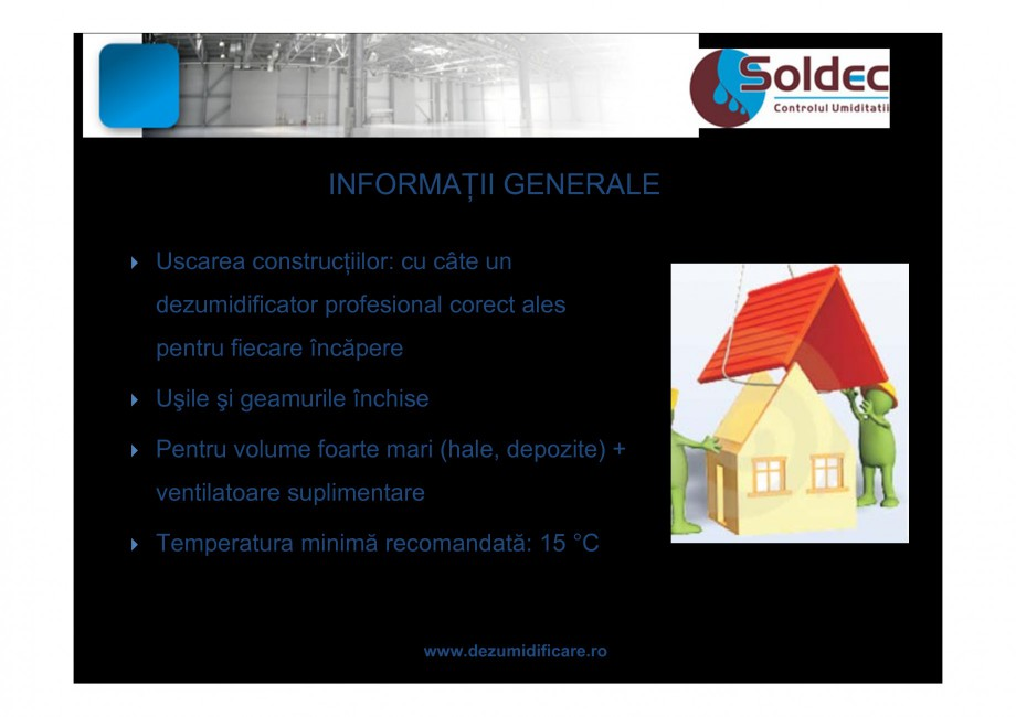 Pagina 15 - Prezentare companie SOLDEC WOODS AUSTRIA Catalog, brosura Romana