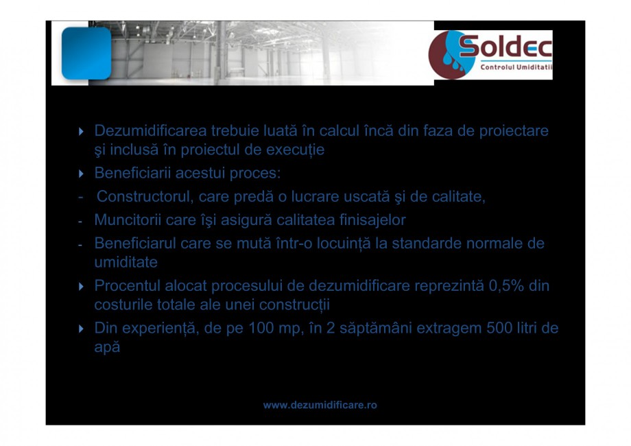 Pagina 16 - Prezentare companie SOLDEC WOODS AUSTRIA Catalog, brosura Romana