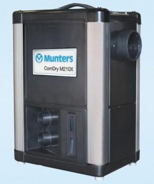 Prezentare produs Dezumidificator cu rotor ComDry M210X MUNTERS ITALIA - Poza 5