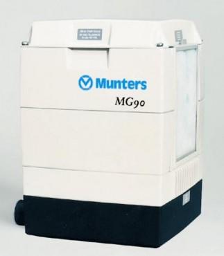 Prezentare produs Dezumidificator cu rotor MG90 MUNTERS ITALIA - Poza 3