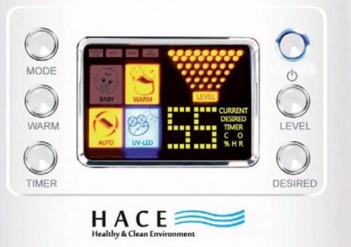 Prezentare produs Umidificatoare aer HACE - Poza 8