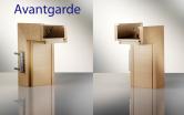 Tocuri pentru usi de interior din lemn si sticla WIPPRO