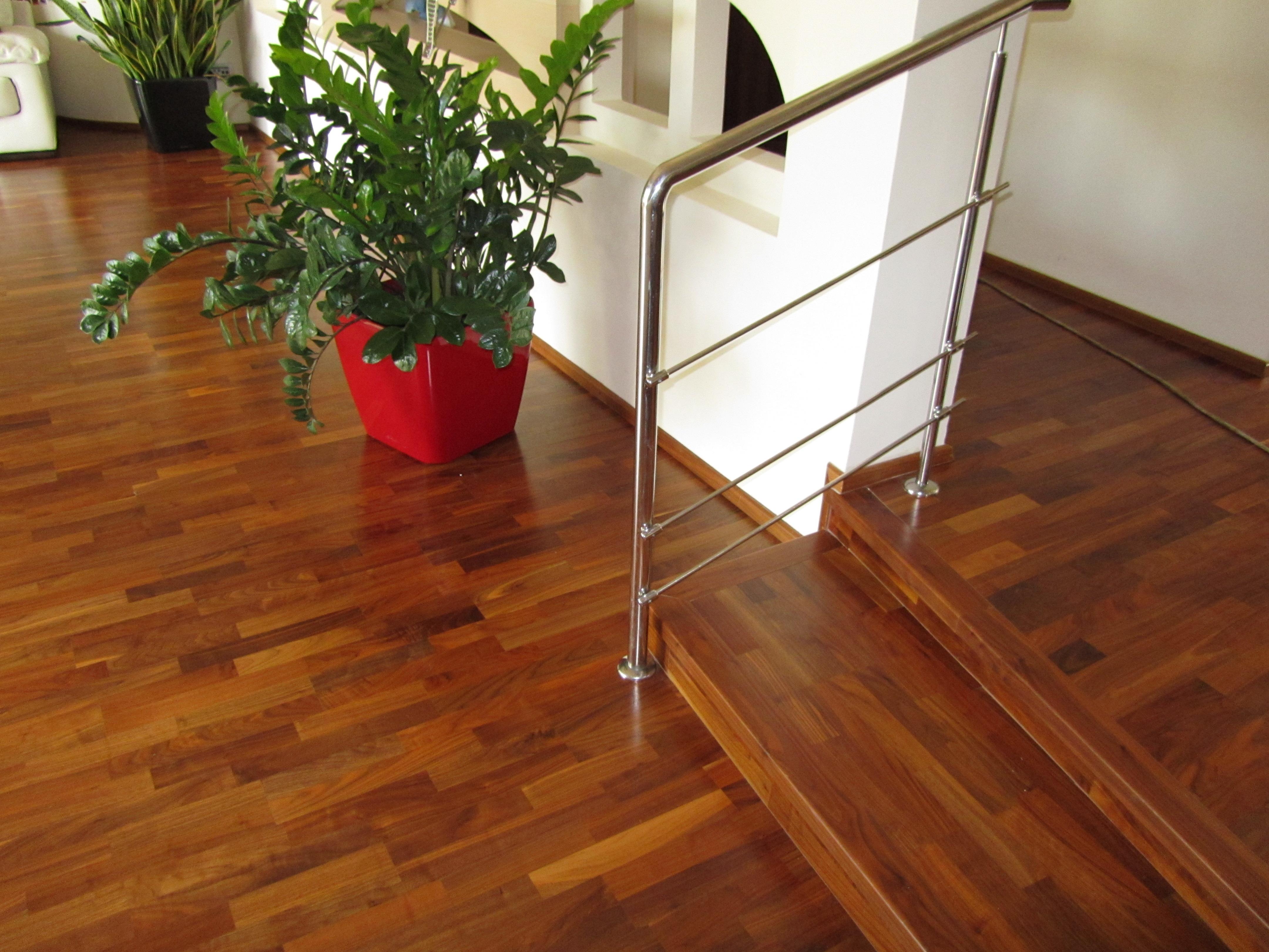 Trepte din lemn BAULAND - Poza 2