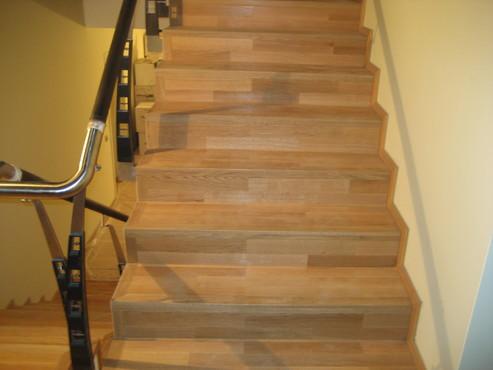 Trepte din lemn BAULAND - Poza 3