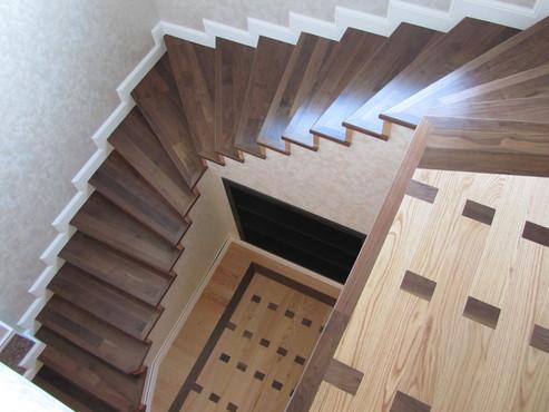 Trepte din lemn BAULAND - Poza 5
