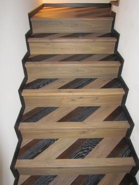 Trepte din lemn BAULAND - Poza 6
