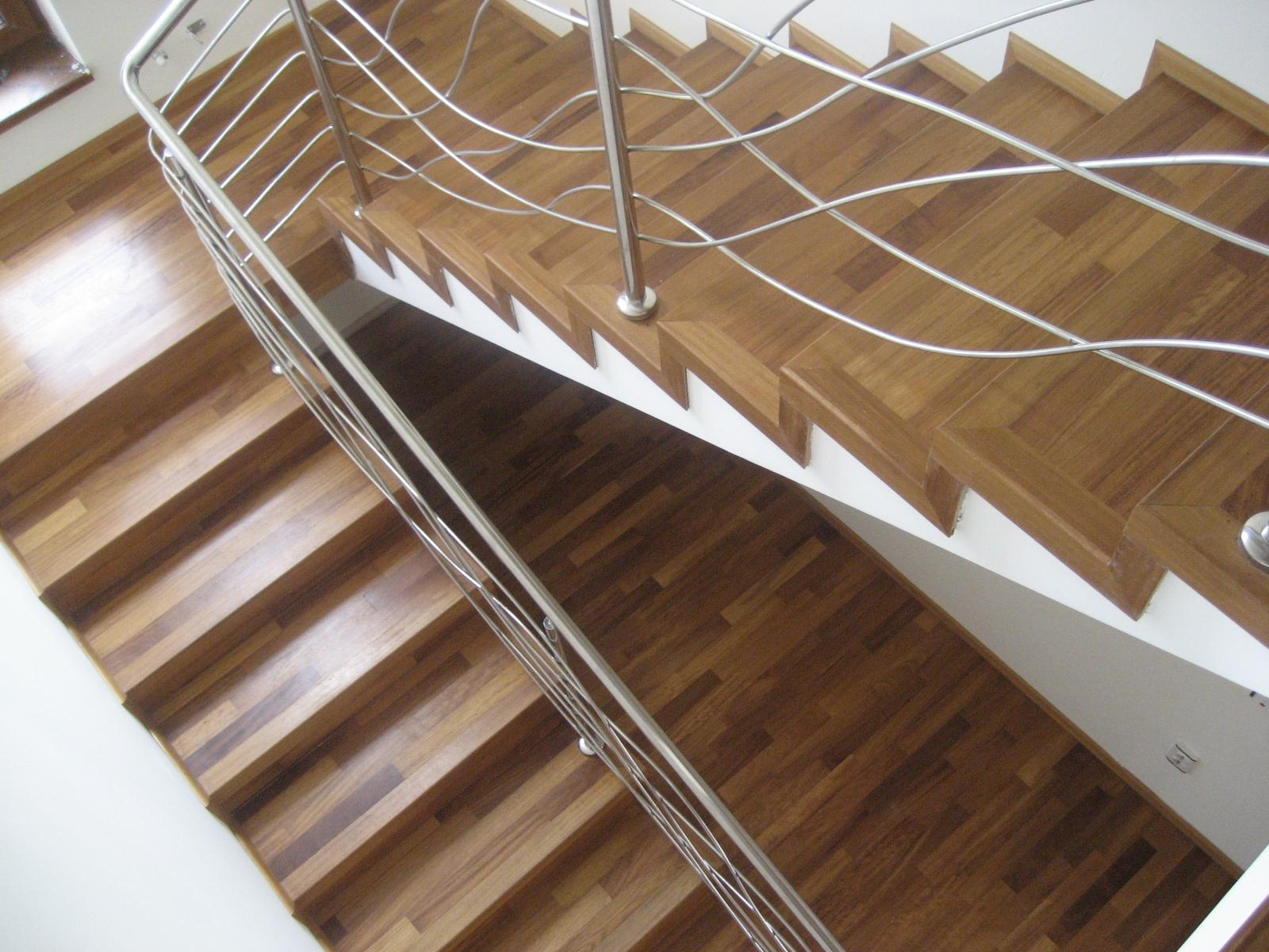 Trepte din lemn BAULAND - Poza 9