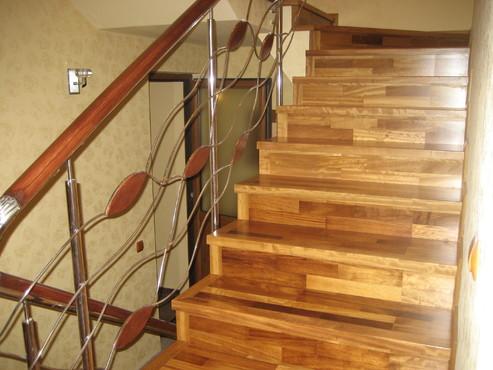 Trepte din lemn BAULAND - Poza 10