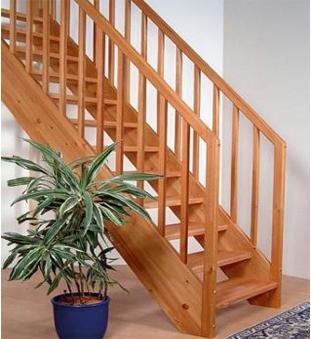 Scari pe structura de lemn BAULAND - Poza 4
