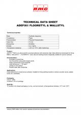 Adeziv pentru profile decorative - ADEFIX FW NMC