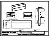 Ancadramente exterioare pentru ferestre - ma12 NMC
