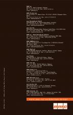 Profile decorative pentru fatade NMC