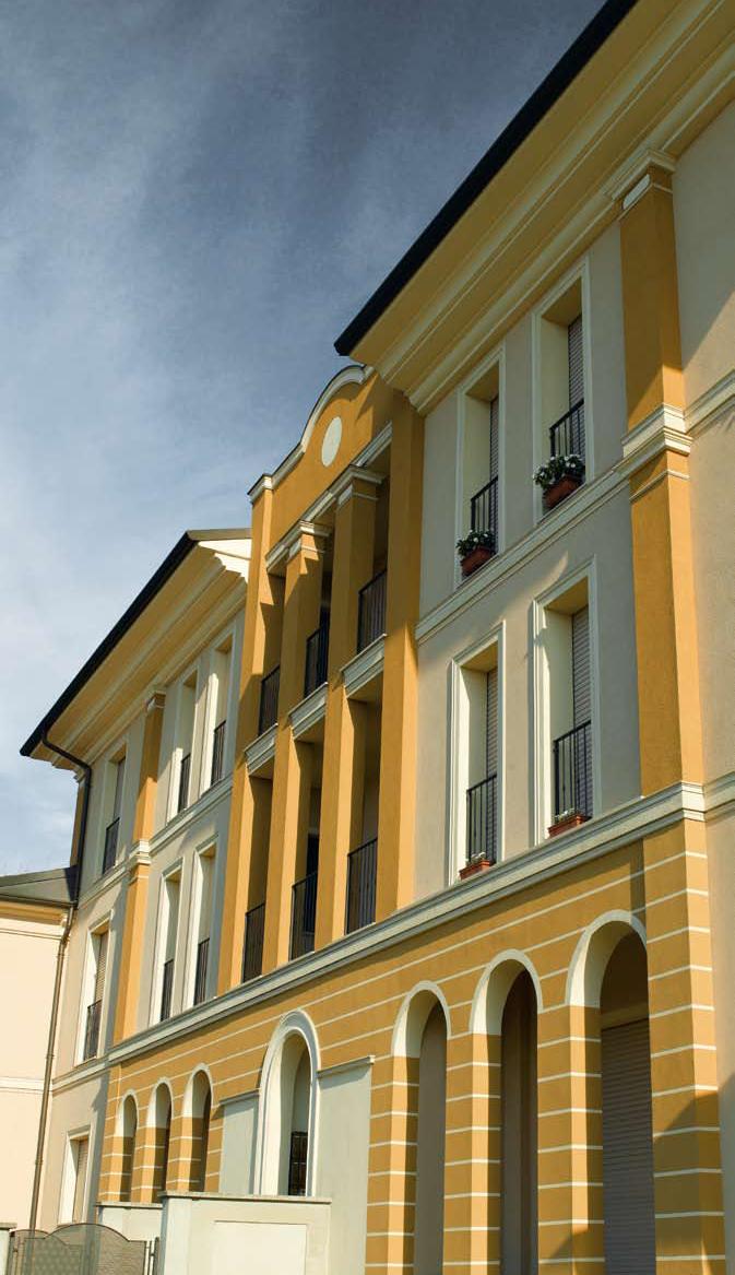 Profile decorative pentru fatada NMC - Poza 1