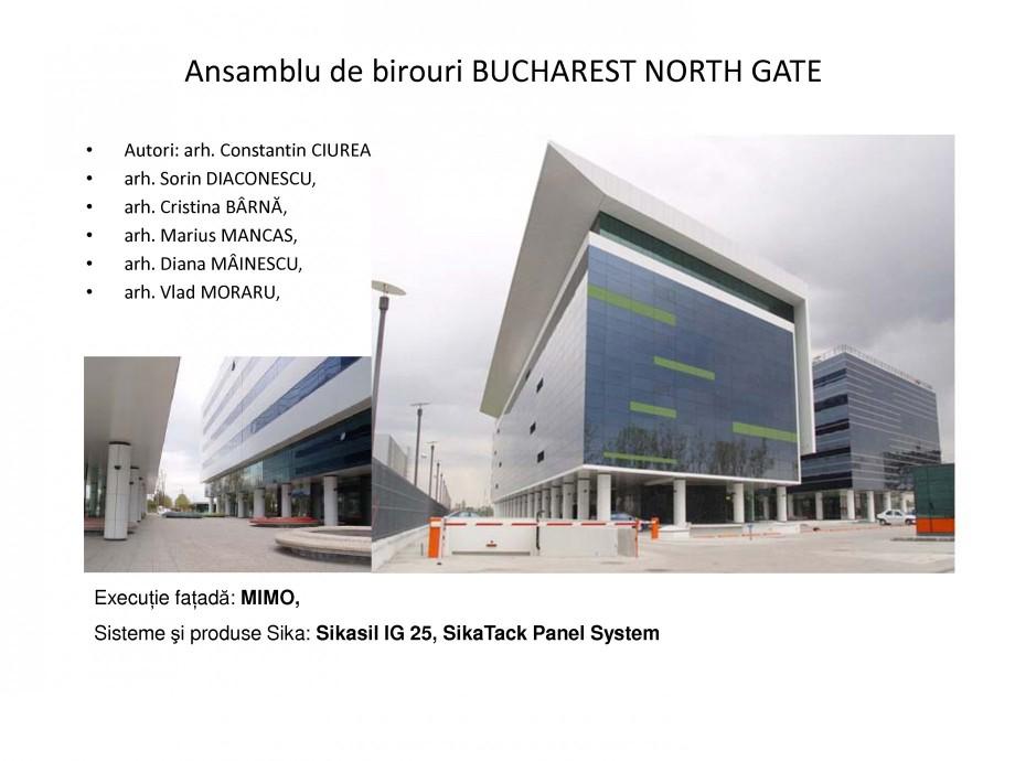 Pagina 1 - Proiecte de referinta - fatade realizate cu solutii Sika in Romania  Lucrari, proiecte...