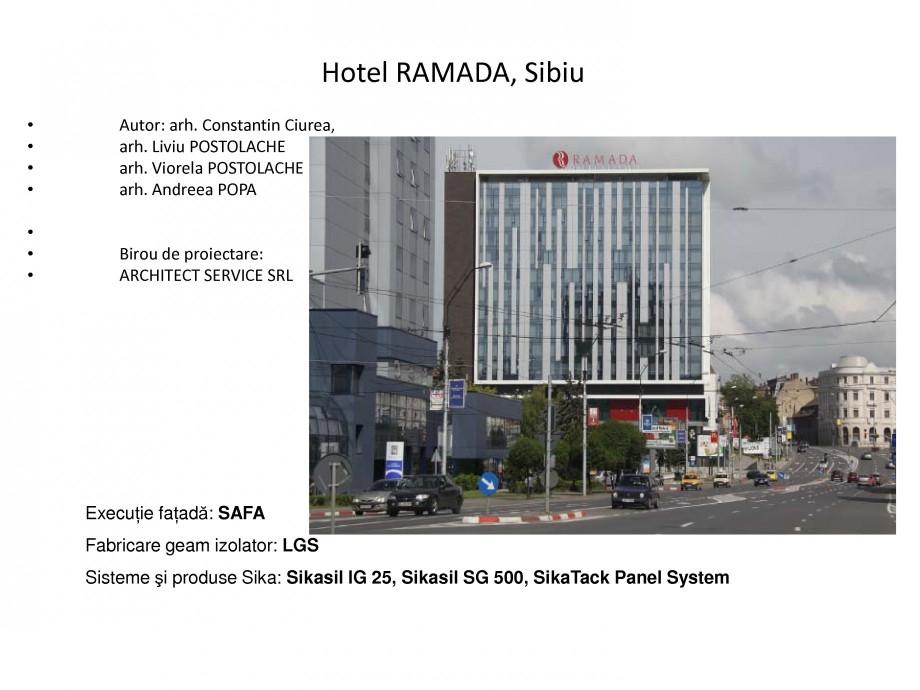 Pagina 2 - Proiecte de referinta - fatade realizate cu solutii Sika in Romania  Lucrari, proiecte...