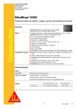 Panza din fibra de carbon tesuta pentru consolidari structurale SIKA - SikaWrap®-230C