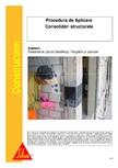 Consolidari structurale - Sistemul de panze SIKA - SikaWrap®-230C, SikaWrap®-430 G/25