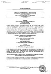 Certificat de productie SIKA - Sika®MonoTop®-612