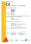 Declaratie de conformitate SIKA - Sikadur®-330