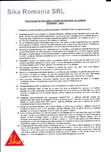 Procedura de aplicare a panzelor pe beton SIKA - SikaWrap®-230C