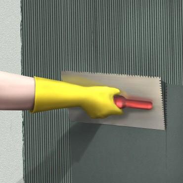 Exemple de utilizare Mortar semi-elastic pentru impermeabilizare si protectie SIKA - Poza 2