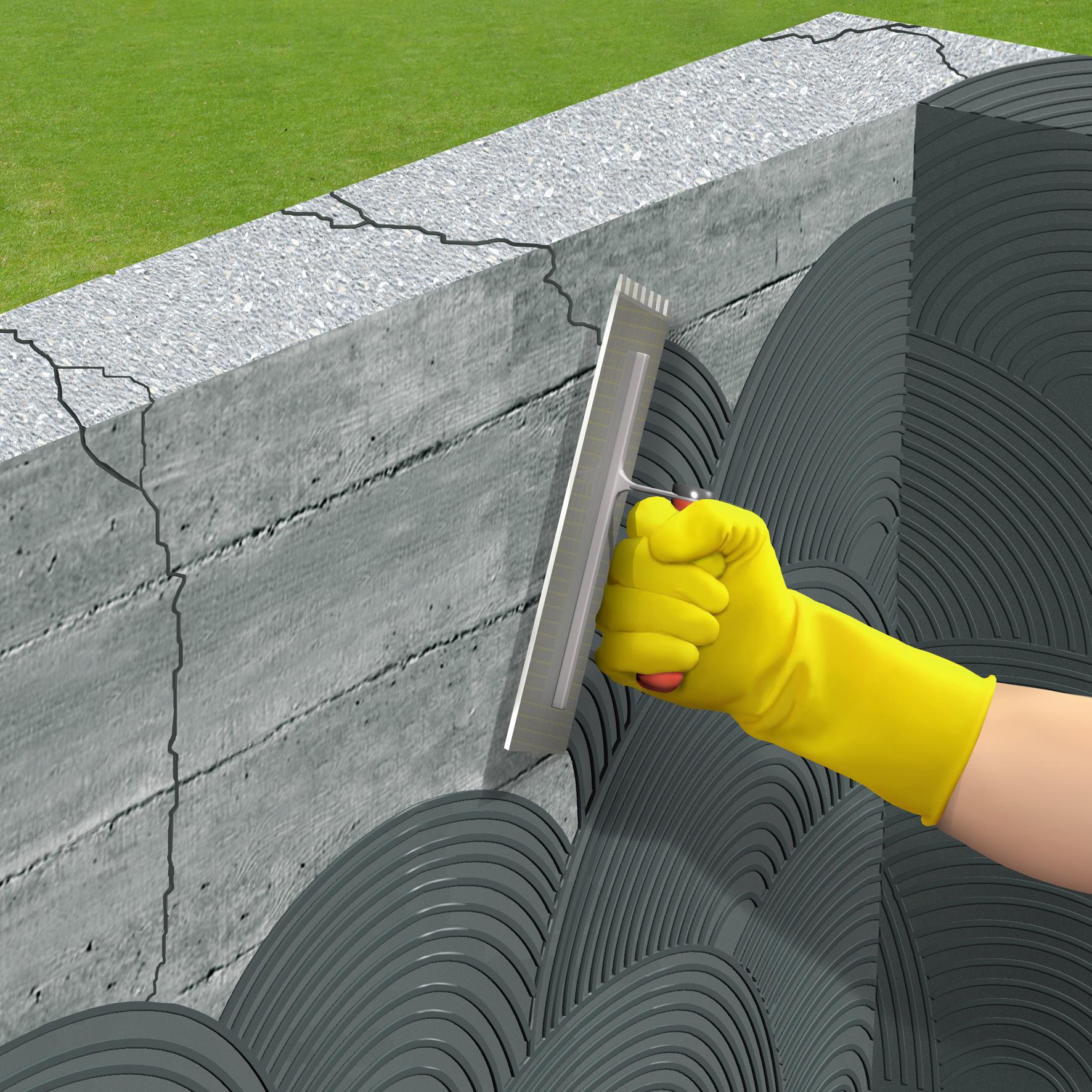 Mortar semi-elastic pentru impermeabilizare si protectie SIKA - Poza 5