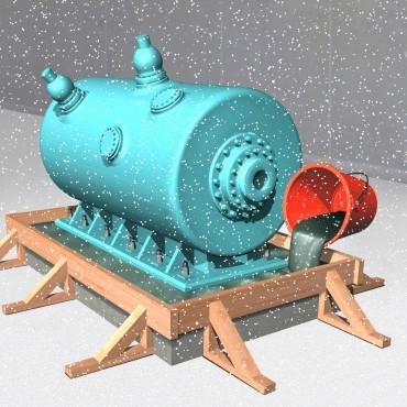 Exemple de utilizare Mortare expandabile de inalta performanta SIKA - Poza 5