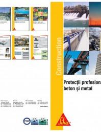 Protectii profesionale pentru beton si metal