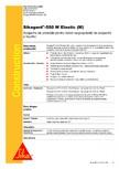 Acoperire de protectie pentru beton cu proprietati de acoperire a fisurilor SIKA - Sikagard®-550 W Elastic