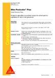 Acoperire epoxidica cu continut scazut de solvent SIKA - Sika Poxicolor® Plus