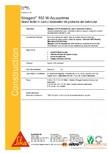 Grund lichid in cadrul sistemelor de protectie ale betonului SIKA - Sikagard®-552 W-Aquaprimer