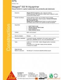 Grund lichid in cadrul sistemelor de protectie ale betonului