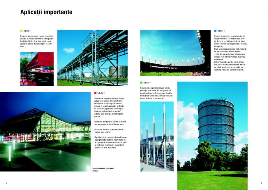 Pagina 4 - Ghid de selectie a Sistemelor de protectie anticoroziva pentru beton si metal SIKA...