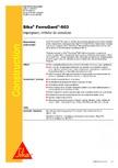 Inhibitor de coroziune SIKA - Sika® FerroGard®-903