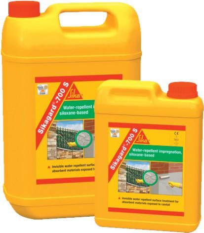 Sikagard®-700 S - Solutie incolora pe baza de siloxan cu rol de hidrofobizare Protectii anticorozive pentru