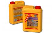 Protectii aticorozive pentru beton si metal Protectiile anticorozive pentru beton si metal Sika, sunt extrem de economice si durabile, cu continut scazut de solventi.
