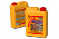 Protectii aticorozive pentru beton, piatra, caramida, metal