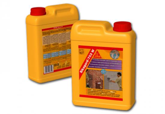Protectii aticorozive pentru beton si metal SIKA