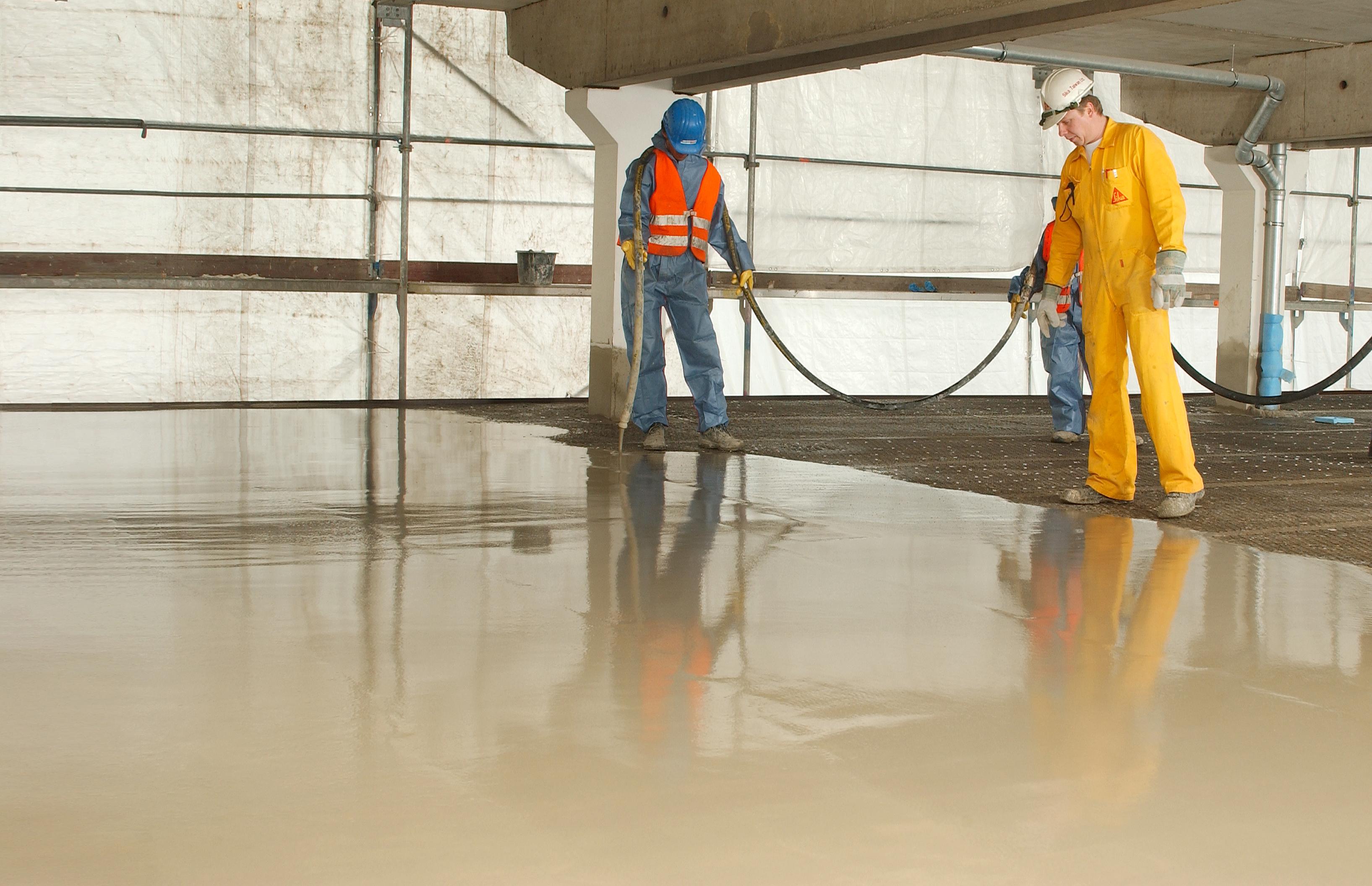 Aditiv lichid pentru mortare si punte de aderenta - Produs si aplicatii SIKA - Poza 9