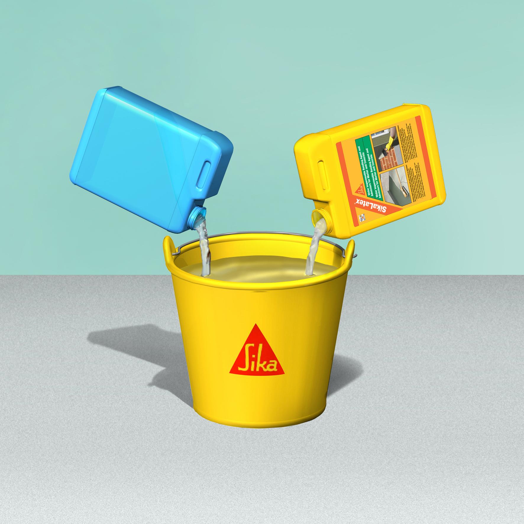 Aditiv lichid pentru mortare si punte de aderenta - Produs si aplicatii SIKA - Poza 5