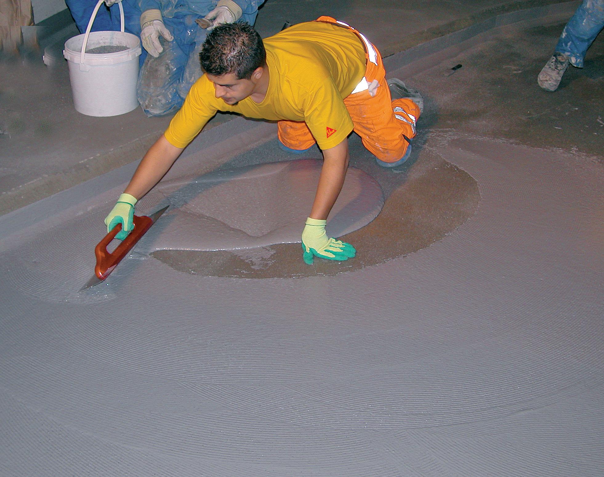 Aditiv lichid pentru mortare si punte de aderenta - Produs si aplicatii SIKA - Poza 10