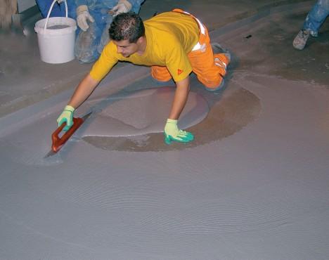 Exemple de utilizare Aditiv lichid pentru mortare si punte de aderenta - Produs si aplicatii SIKA - Poza 10