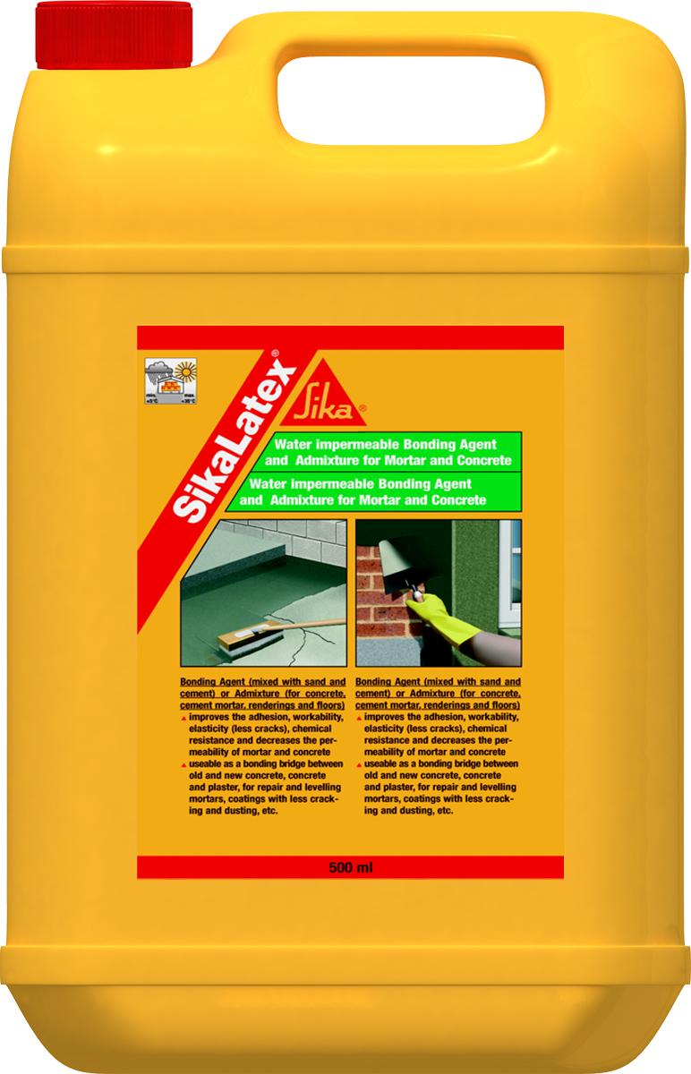 Aditiv lichid pentru mortare si punte de aderenta - Produs si aplicatii SIKA - Poza 3