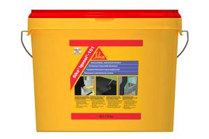 Tratamente de impermeabilizare subsol, iazuri sau rezervoare si structuri subterane Sika ofera produse pentru impermeabilizarea impotriva infiltratiilor de apa si a umezelii, pentru toate structurile din beton, zidarii si tencuiala din ciment.