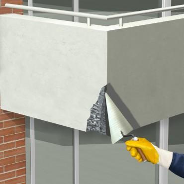 Prezentare produs Mortar de reparatii si reprofilari - Aplicatii SIKA - Poza 1
