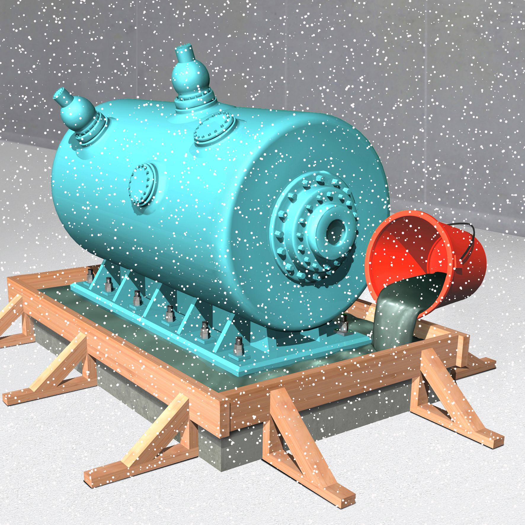 Mortare expandabile de inalta performanta - Produse si aplicatii SIKA - Poza 5