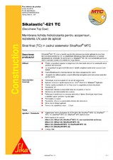 Membrana lichida hidroizolanta pentru acoperisuri cu rezistenta UV SIKA